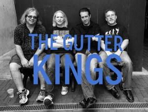 Gutter Kings band shot