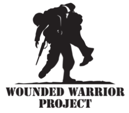 Wounded Warrior Project logo - links to their donation page